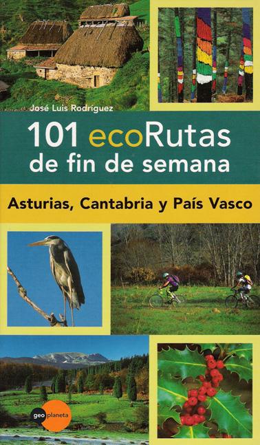 Libro 101 ECORRUTAS POR ASTURIAS