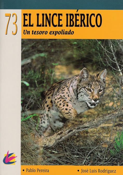 Libro EL LINCE IBÉRICO