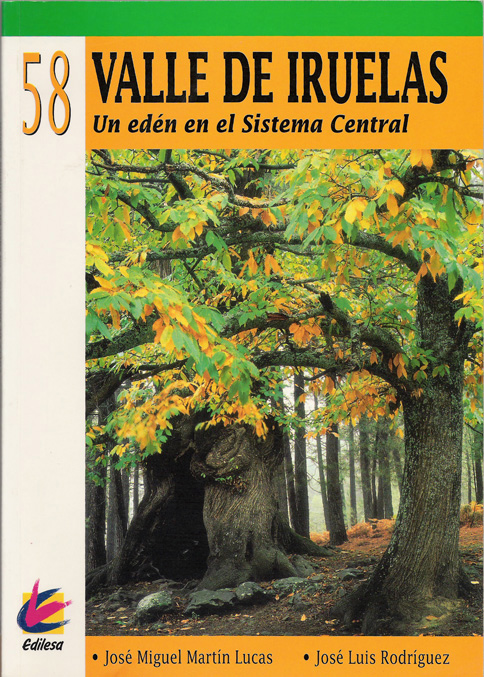 Libro VALLE DE IRUELAS